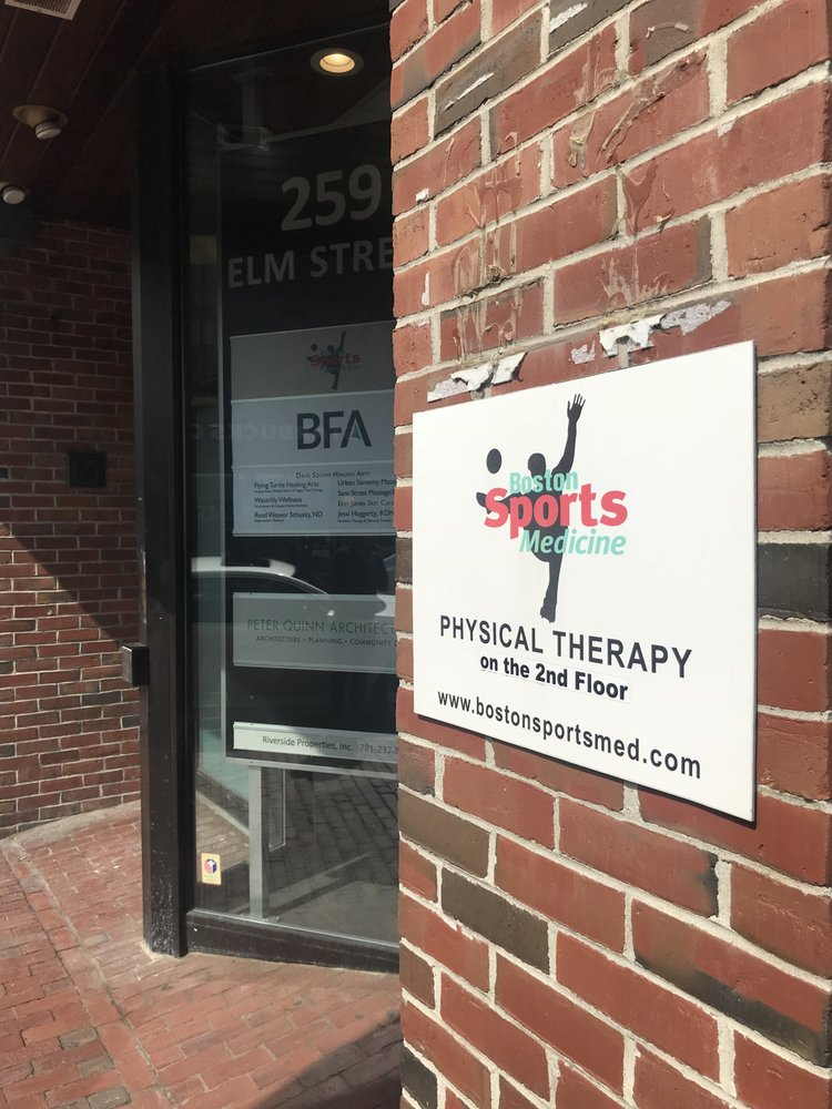 Boston Sports Medicine: 259 Elm St, Somerville, MA
