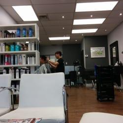 Photo Of Hair Arude Salon Esthetics Edmonton Ab Canada Mags To