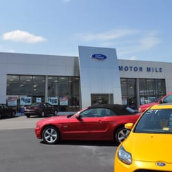 Shelor Motor Mile Ford Motor Mechanics Repairers