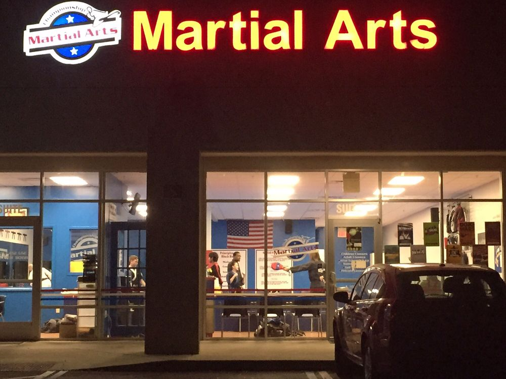 Championship Martial Arts: 8288 Lee Vista Blvd, Orlando, FL