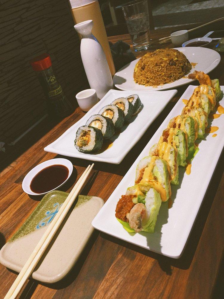 Ginza Japanese Resturant: 1705 N Dixie Hwy, Elizabethtown, KY