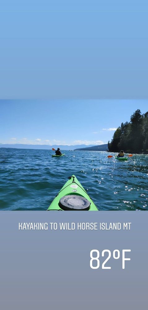 Sea Me Paddle: 7220 Hwy 93 S, Lakeside, MT