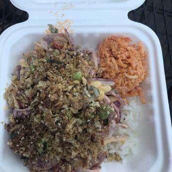 Ohana poke bar 97 photos 101 reviews hawaiian 1809 for Food bar ohana