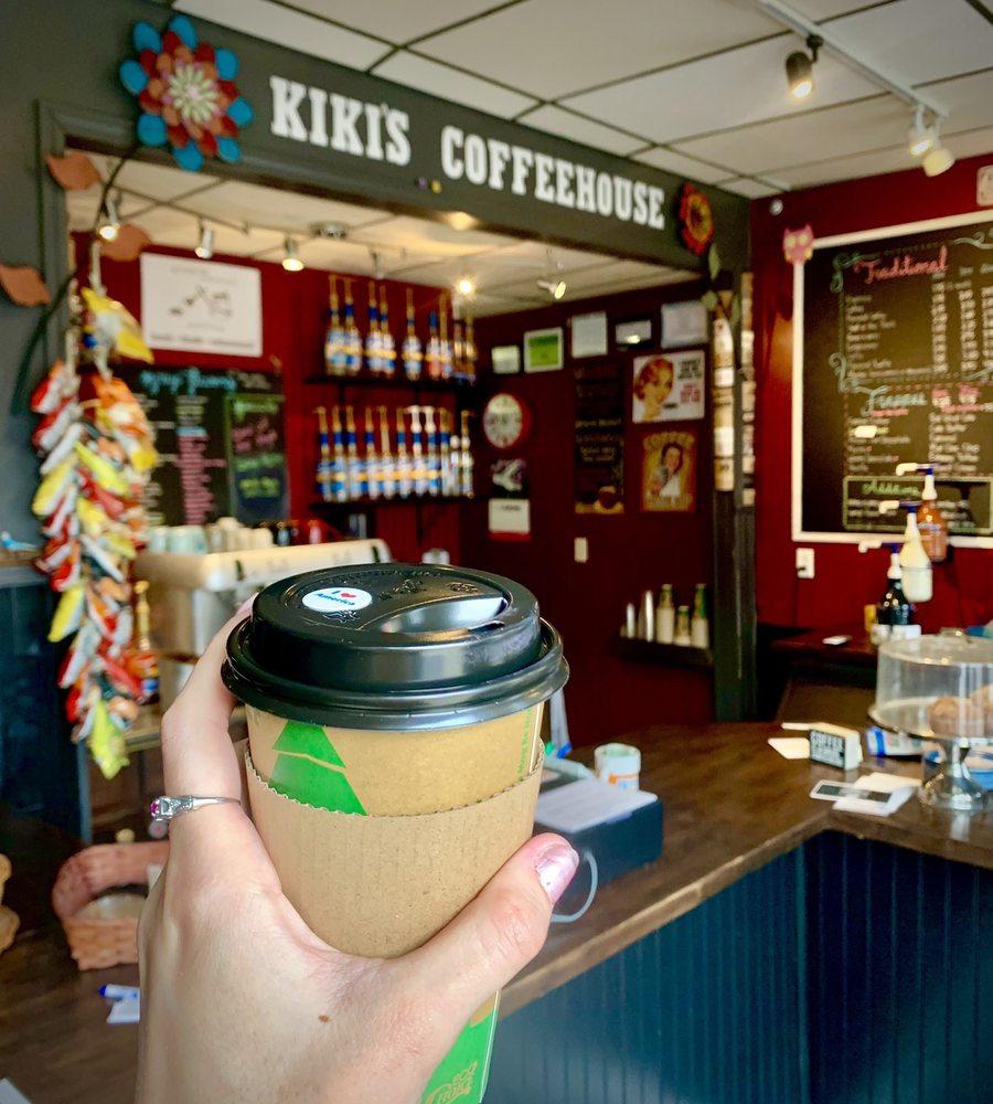 Kiki's Coffeehouse: 326 S Main St, Anna, IL