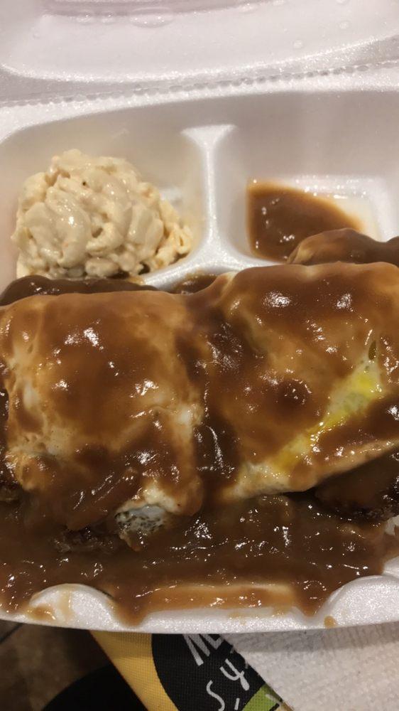 Food from Big Aloha