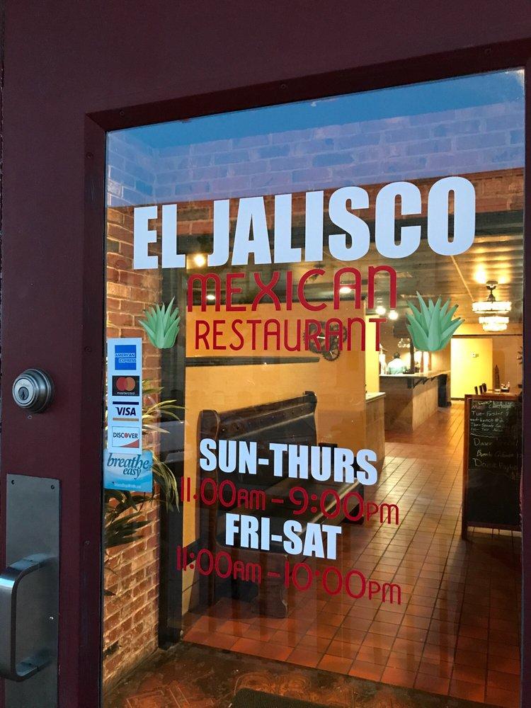 El Jalisco: 119 N 1st St, McAlester, OK