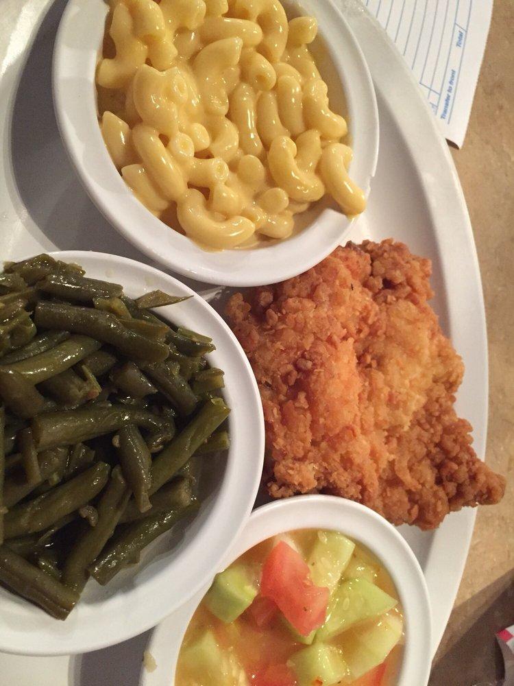 Garden Gate Cafe: 701 Avalon Ave, Muscle Shoals, AL