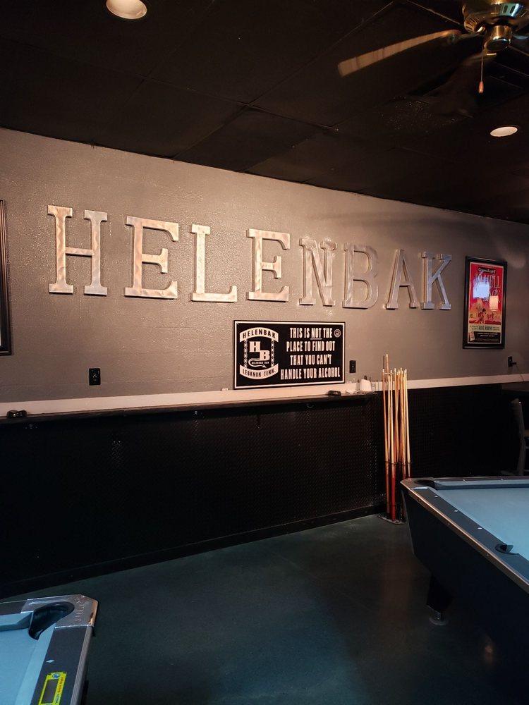 Food from Helenbak Bar & Grill