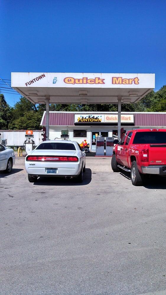 Fun Town Quik Mart: Ky Hwy 28, Booneville, KY