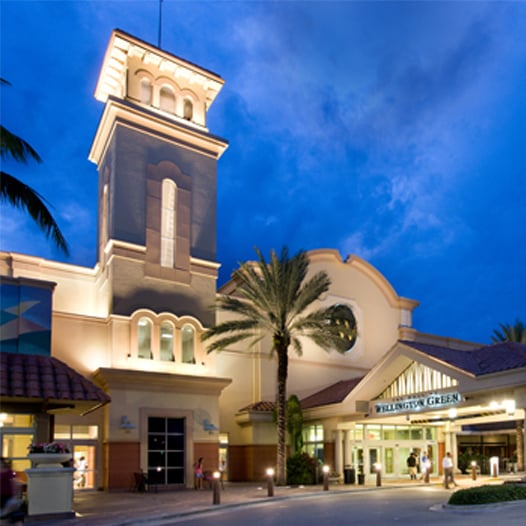 """Photo of The Mall At Wellington Green - Wellington, FL, United States The Mall at Wellington Green """"The big stores are Nordstrom, JC Penney, Macy's, Dillard's, and City Furniture."""" in 5 reviews/5(65)."""