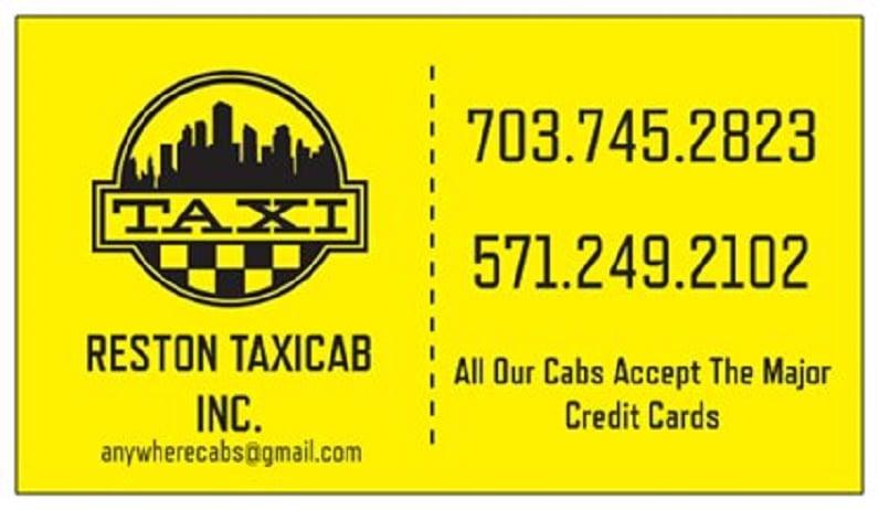 Reston Taxicabs: 1802 President St, Reston, VA