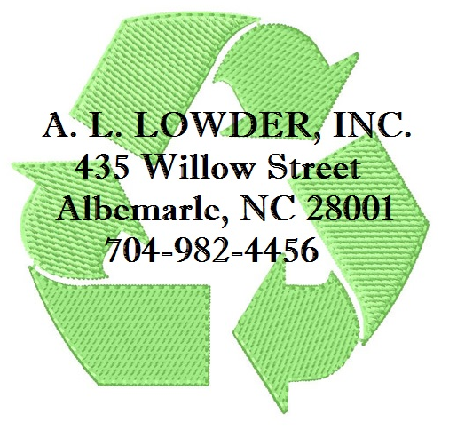 A L Lowder: 435 Willow St, Albemarle, NC