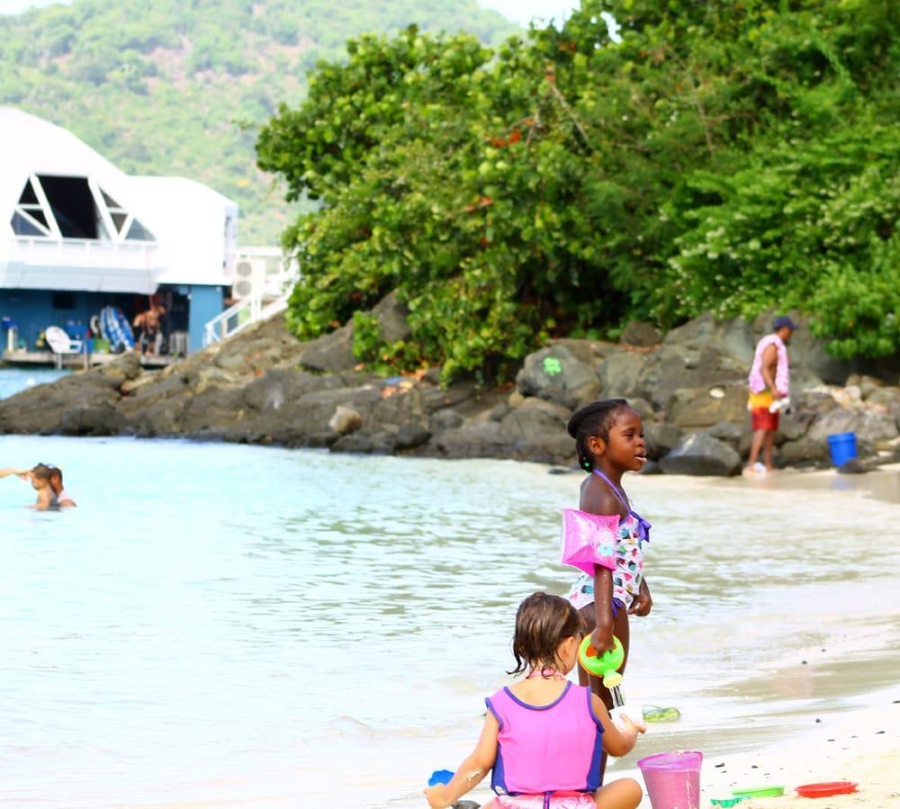 Amerikanische Jungferninseln Wetter & Klima: