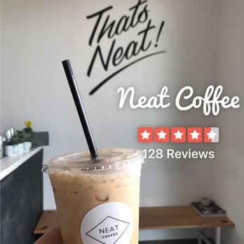 Photo Of Neat Coffee Costa Mesa Ca United States Honey Cinnamon Latte