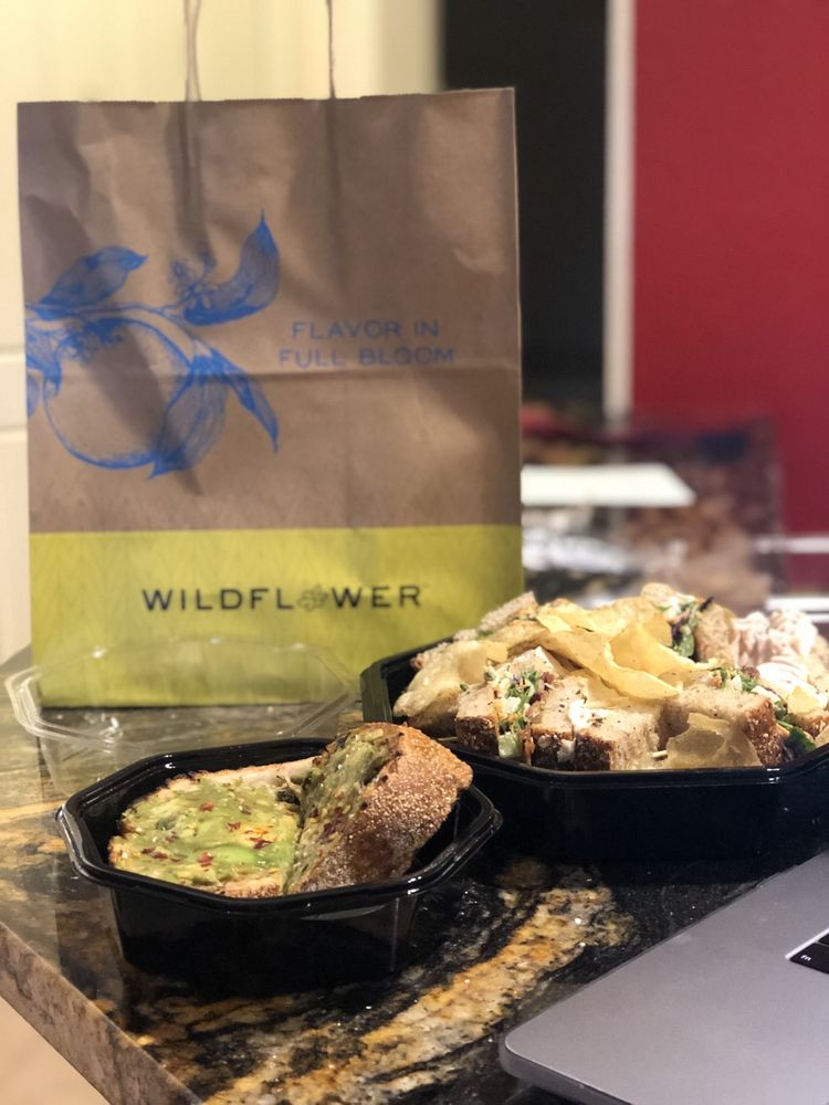 Food from Wildflower