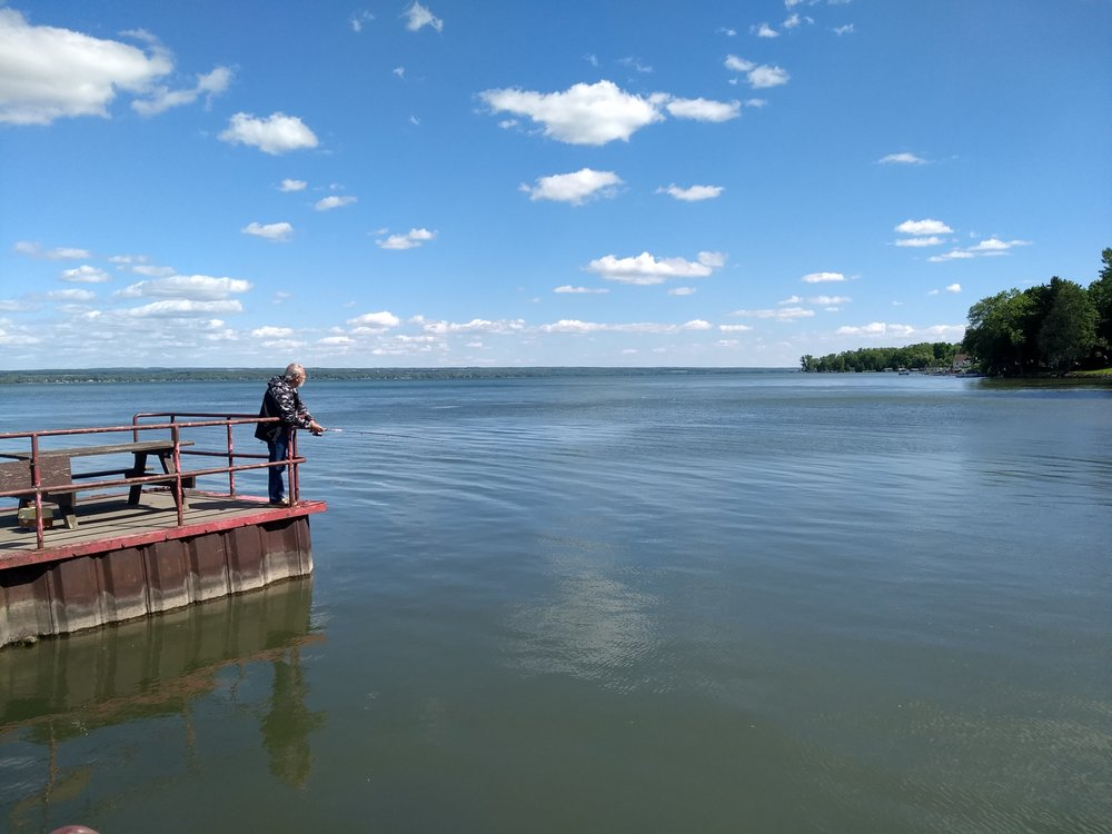 Cayuga Lake State Park: 2678 Lower Lake Rd, Seneca Falls, NY