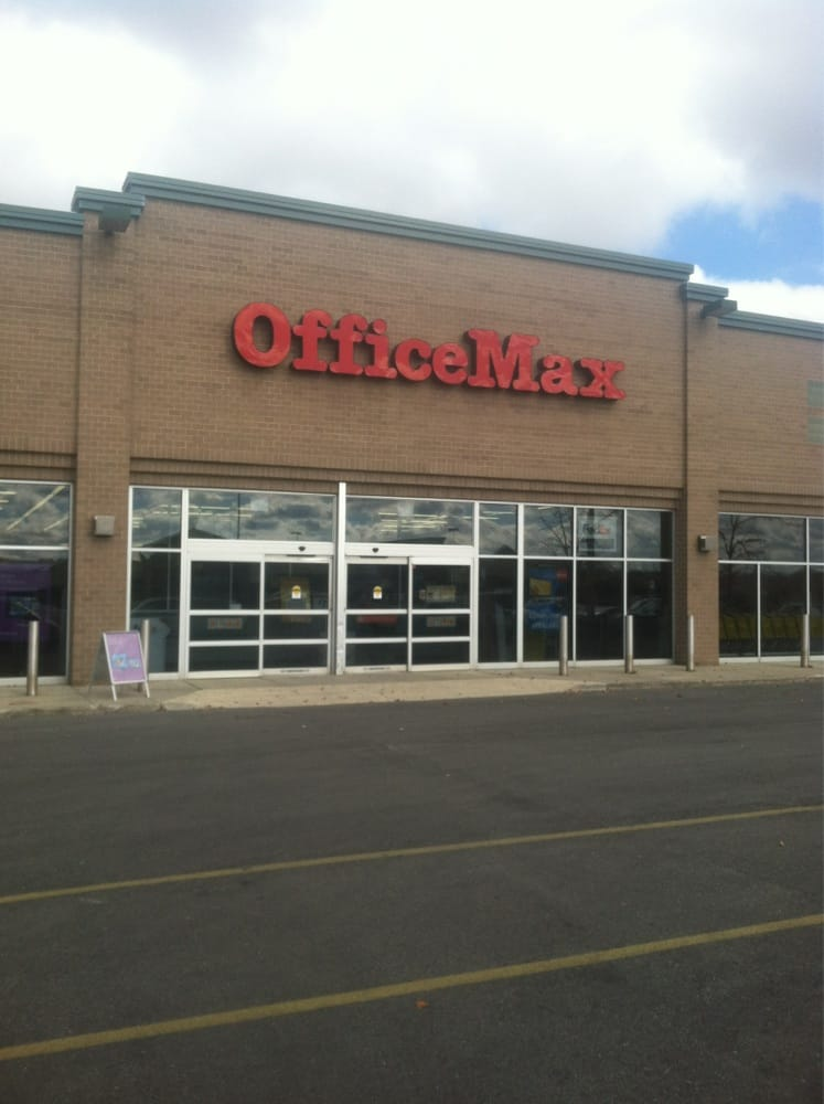 Officemax   CLOSED   Office Equipment   1000 Broadview Village Sq,  Broadview, IL   Phone Number   Yelp