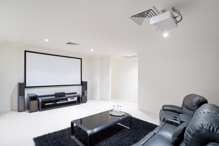 NEO Home Theater and TV Installation