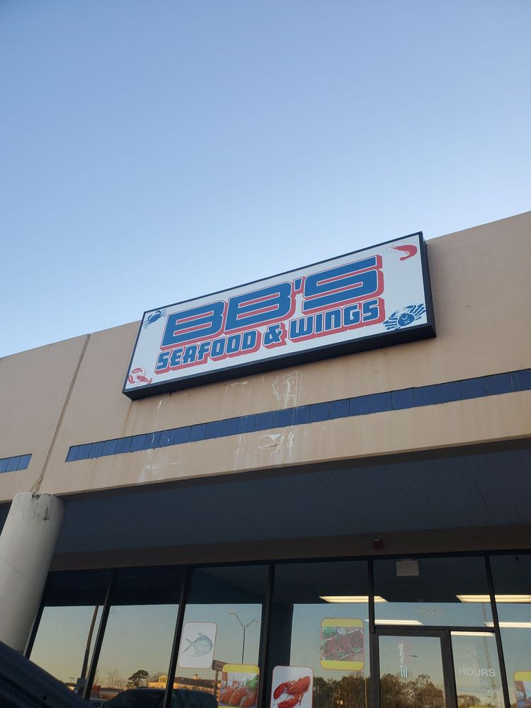 BB's Seafood & Wings: 7223 Eastex Fwy, Beaumont, TX