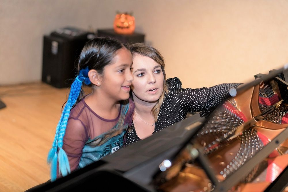 Photo of Sally Piano Music - San Diego, CA, United States. Sally Piano Music Halloween Recital 2017