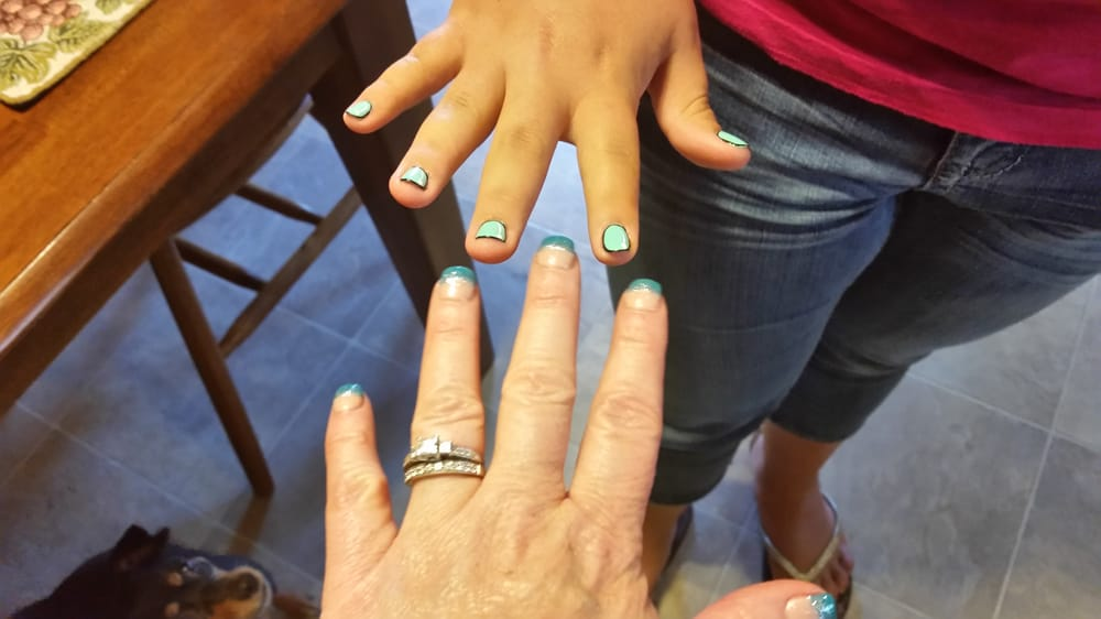 Thank you Tim, and Tita. We love our nails and toes. You all do a ...