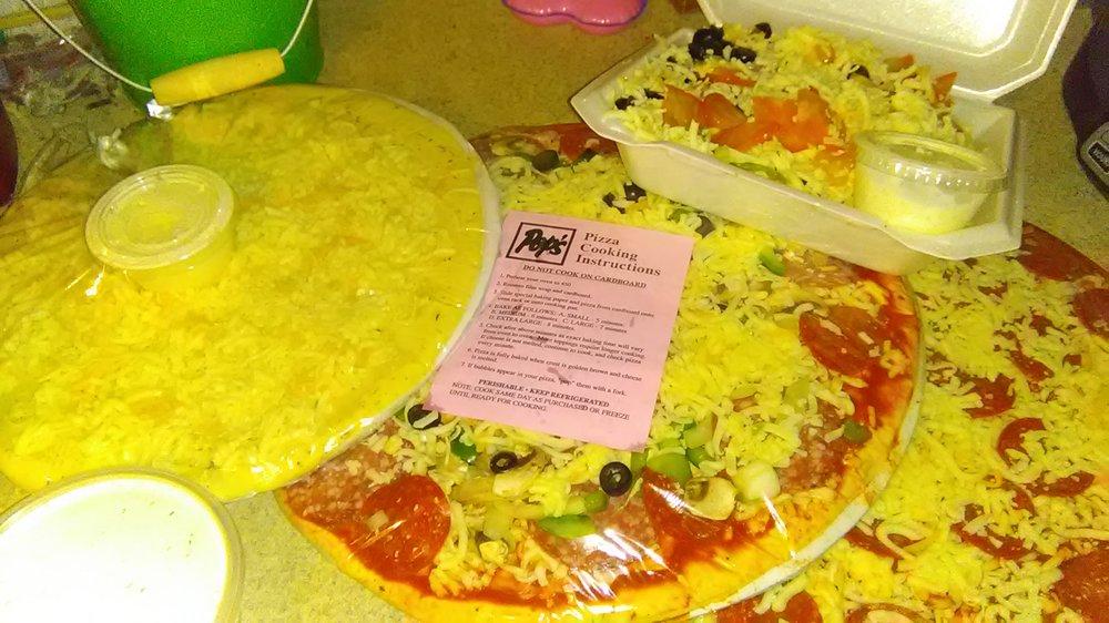 Pops U Bake Pizza 10 Reviews Pizza 1677 N Beale Rd