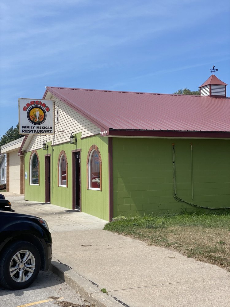 Garcia's Family Mexican Restaurant: 118 Third St, Underwood, IA