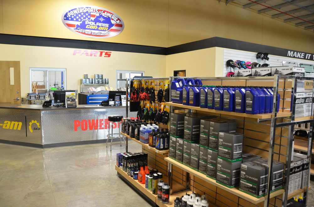 Powersports of America: 3051 Old Husbands Rd, Paducah, KY