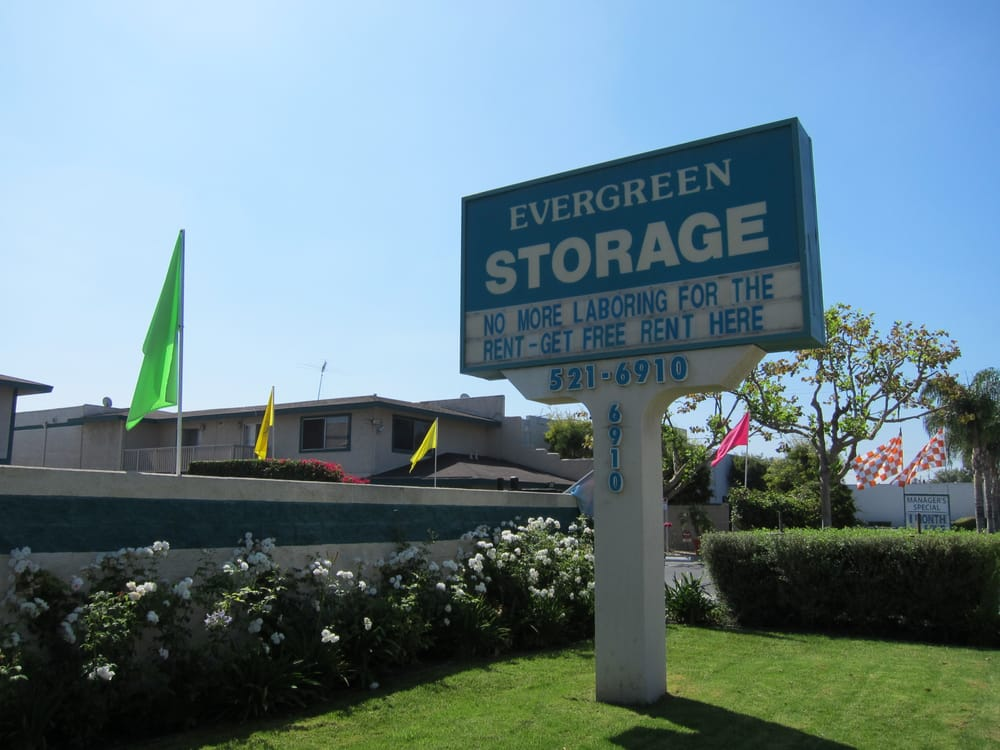 Evergreen Self Storage   Self Storage   6910 Stanton Ave, Buena Park, CA    Phone Number   Yelp