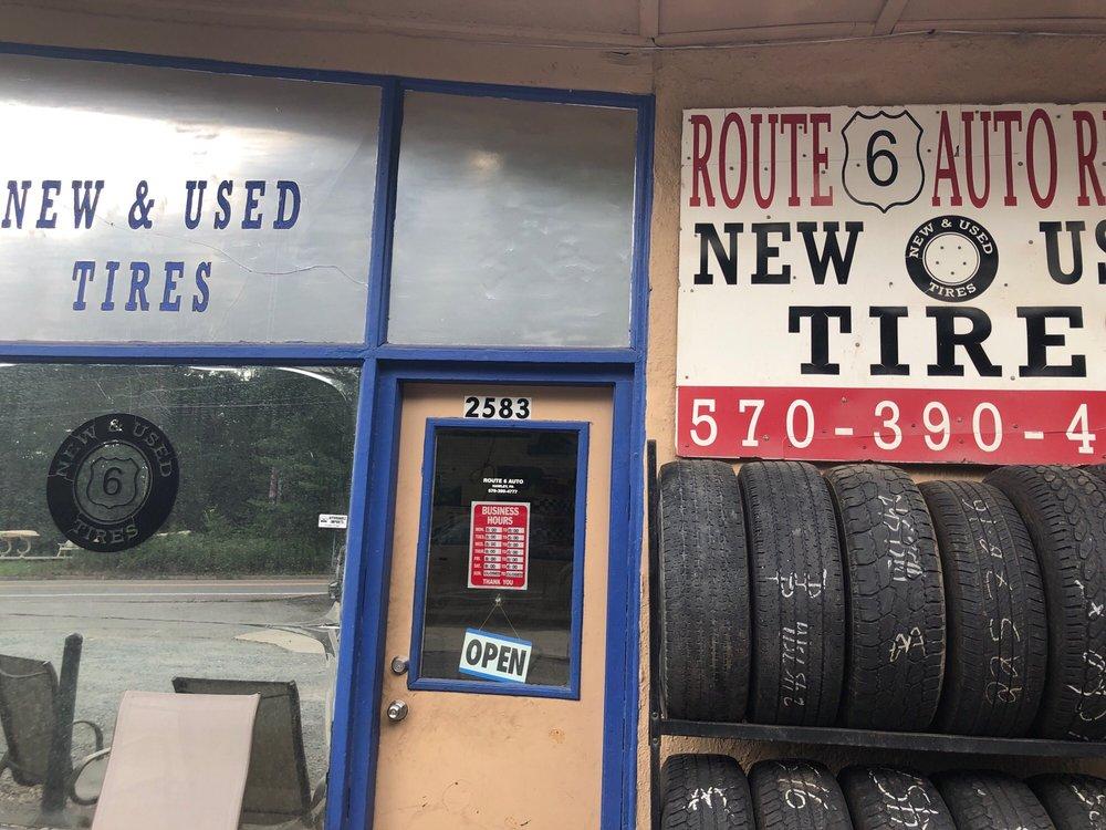 Route 6 Auto Repair: 2583 Route 6, Hawley, PA