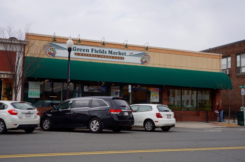 Green Fields Market: 144 Main St, Greenfield, MA