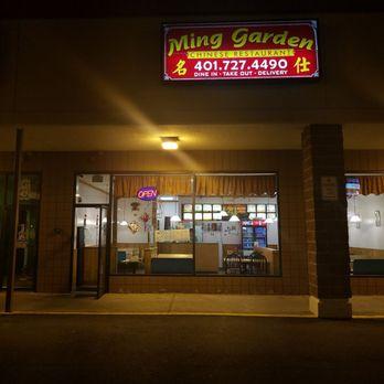 Ming Garden Chinese Restaurant Pawtucket Ri