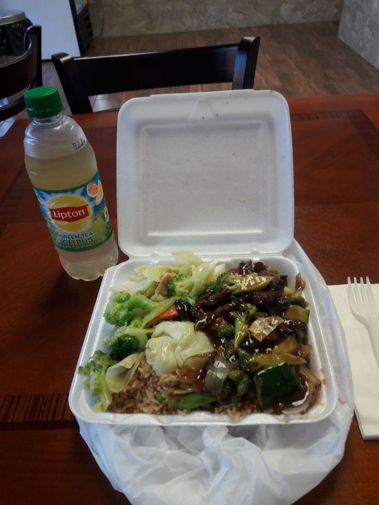 Osaka Grill: 3045 College St, Beaumont, TX