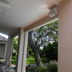 Photo Of Home Theater Proz San Antonio Tx United States Outdoor Speaker
