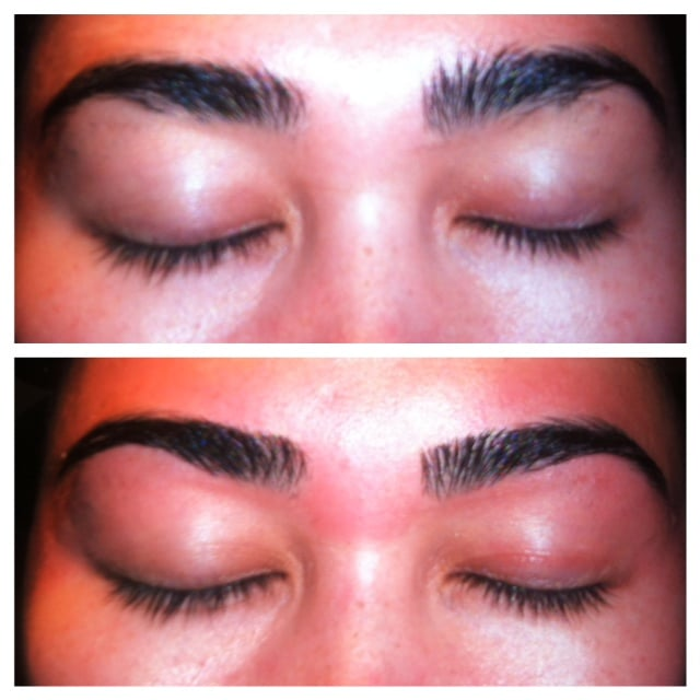 San diego eyebrow threading : Snappy nails broomfield