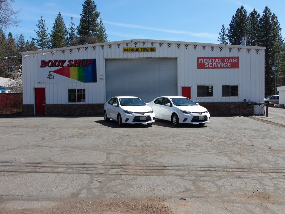 Inter Mountain Body Works: 38227 State Highway 299 E, Burney, CA