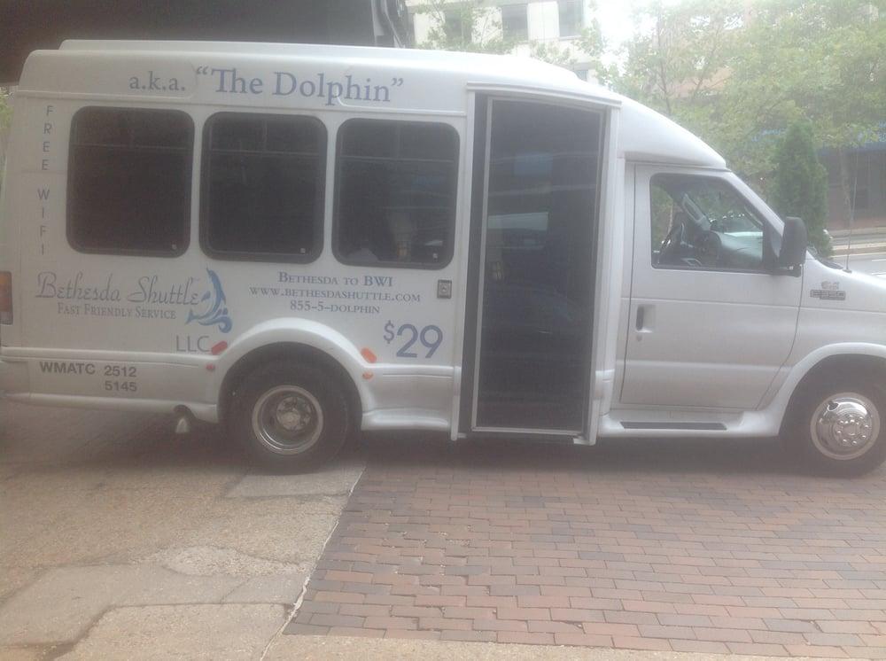 Bethesda Shuttle: Silver Spring, MD