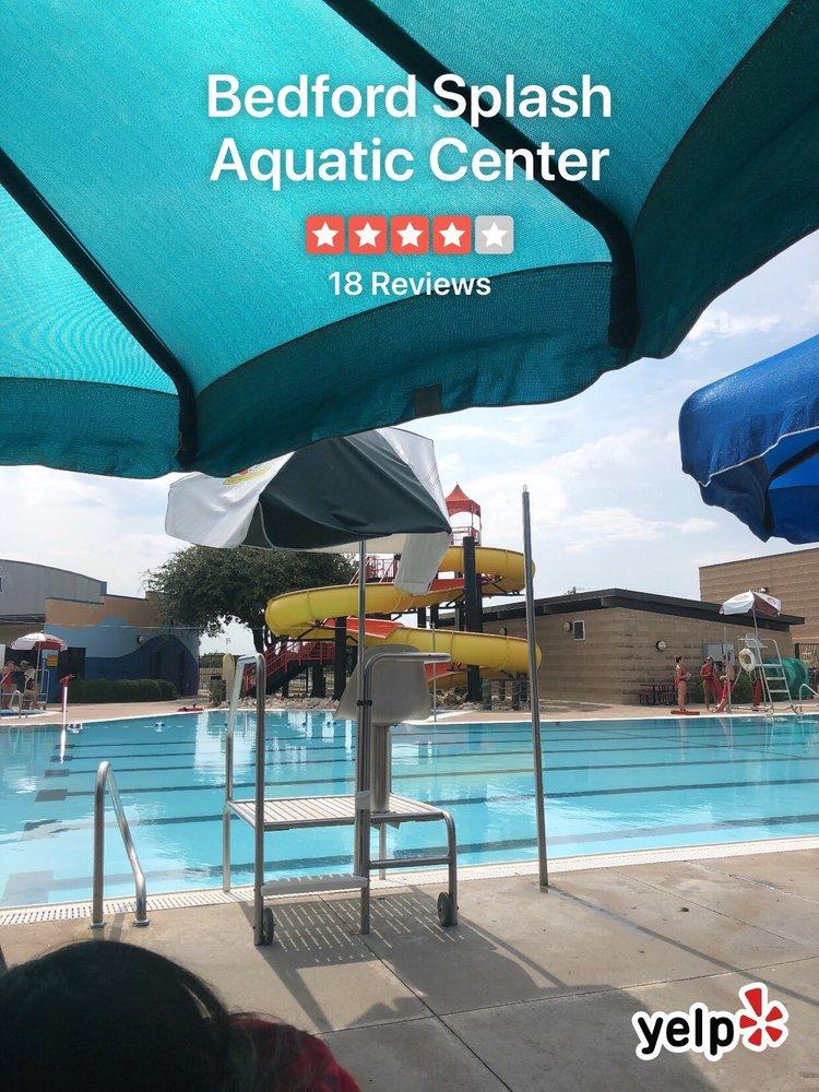 Social Spots from Bedford Splash Aquatic Center