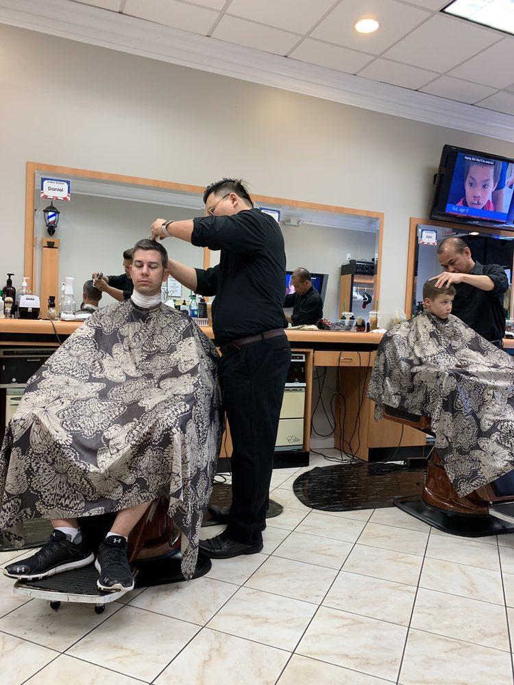 Dulles Barber Shop: 43330 Junction Plz, Ashburn, VA