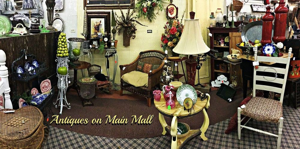 Antiques On Main Mall - Grayson KY: 128 E Main St, Grayson, KY
