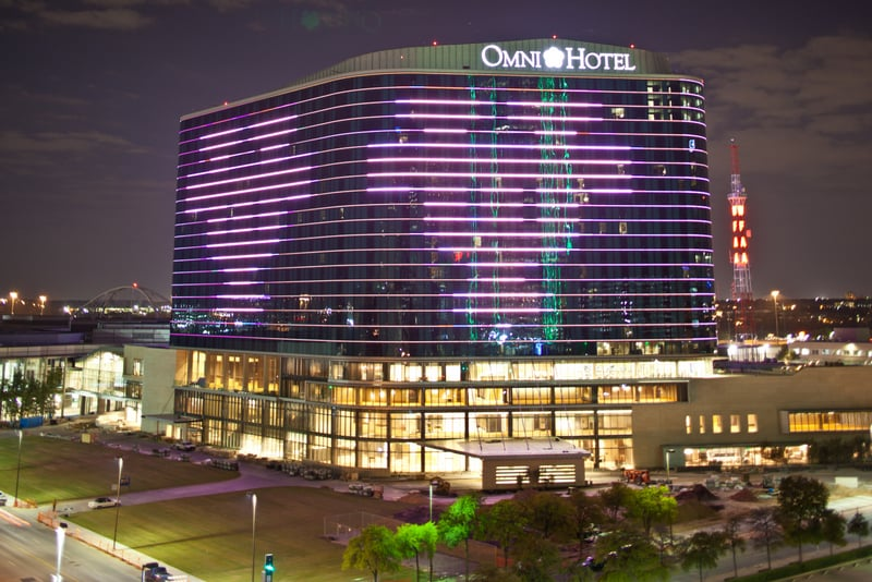 Omni Hotel Valet And Self Parking 555 S Lamar St Downtown Dallas Tx Phone Number Yelp