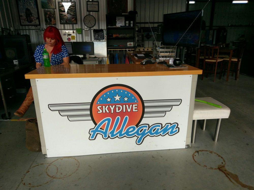 Skydive Allegan: 740 Grand St, Allegan, MI