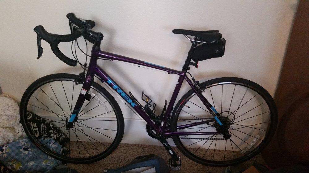 Bike Rack: 207 N Main St, Garden City, KS
