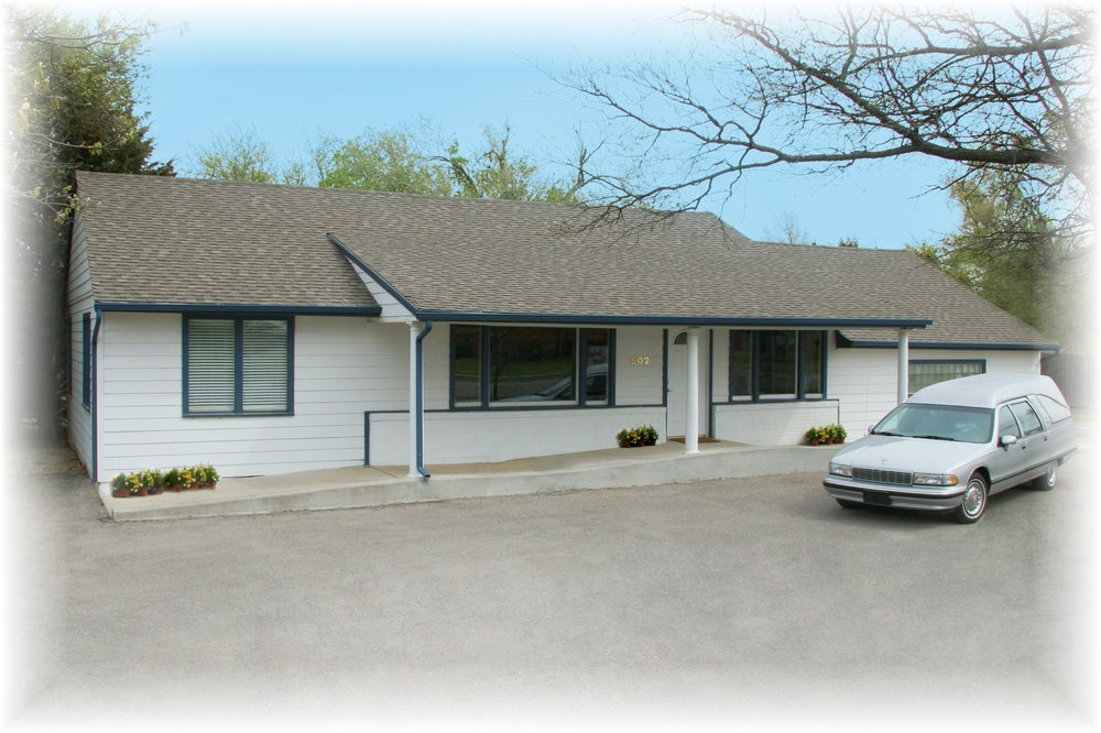 Heritage Funeral Home: 502 W Central Ave, Andover, KS
