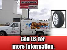 Kaduce Tire: 408 State Highway 22 S, Mapleton, MN