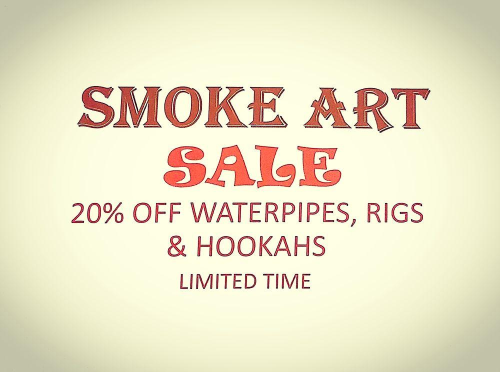 SmokeArt: 1305 S Division St, Salisbury, MD