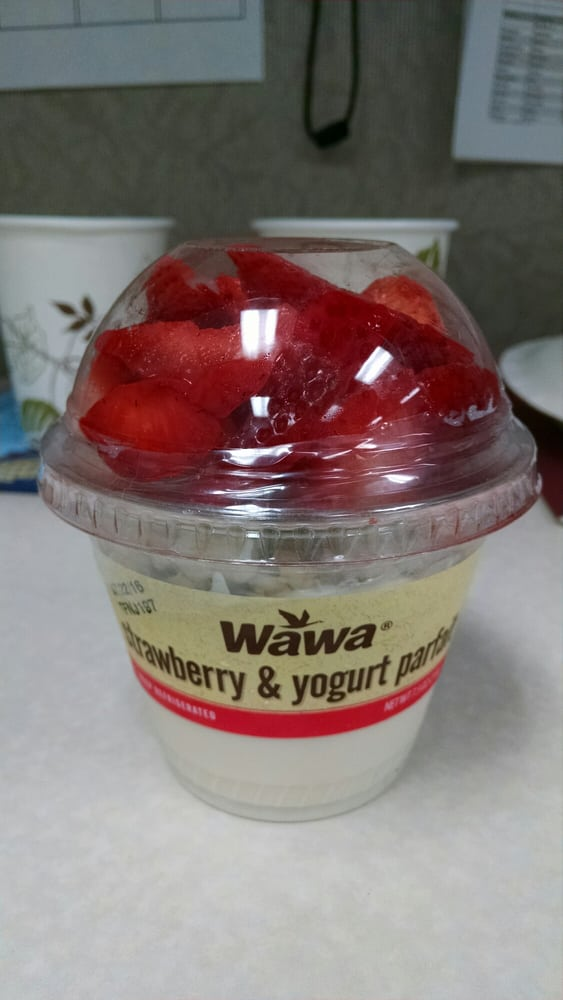 Ingredient List For Strawberry And Granola Yogurt Parfait Yelp