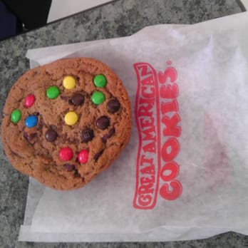 Photo Of Great American Chocalate Chip Cookie Company Lawton Ok United States