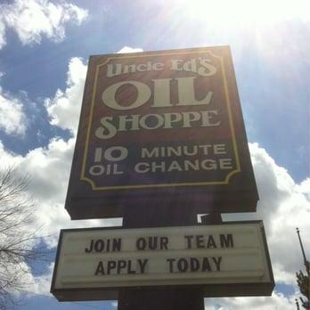 Uncle Ed's Oil Shoppe - Auto Repair - 33401 S Gratiot Ave, Clinton ...