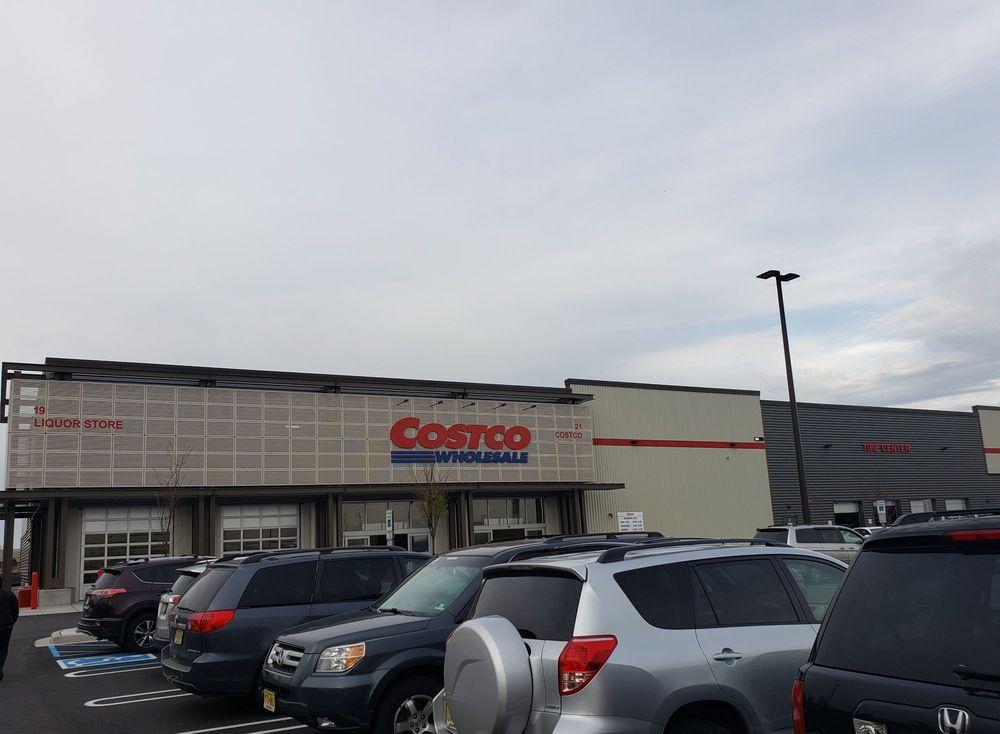 Costco Wholesale: 21 Goldsborough Dr, Bayonne, NJ